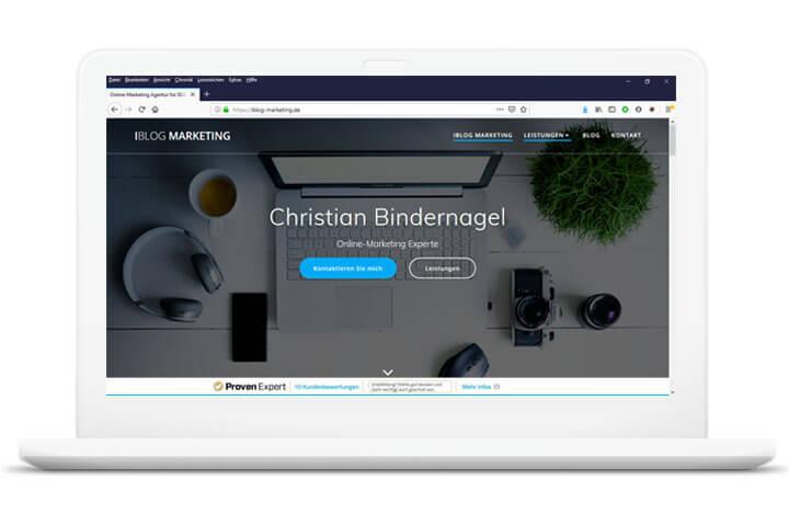 Online Marketing Agentur iBlog Marketing